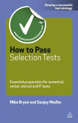 How to Pass Selection Tests by Mike Bryon