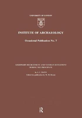 Legionary Recruitment and Veteran Settlement During the Principate book