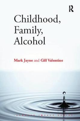 Childhood, Family, Alcohol book