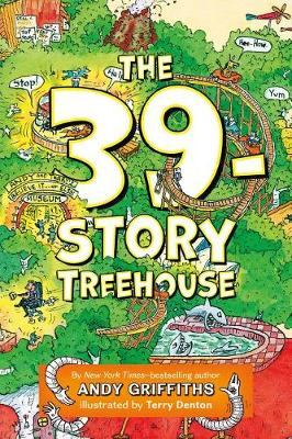 39-Story Treehouse book