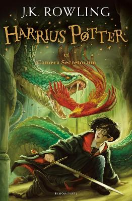 Harry Potter and the Chamber of Secrets (Latin): Harrius Potter et Camera Secretorum by J.K. Rowling