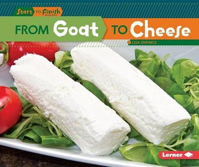 From Goat to Cheese by Lisa Owings