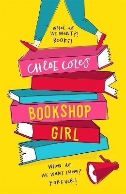 Bookshop Girl by Chloe Coles