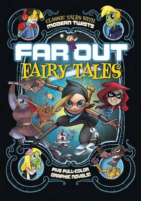 Far Out Fairy Tales by ,Louise Simonson