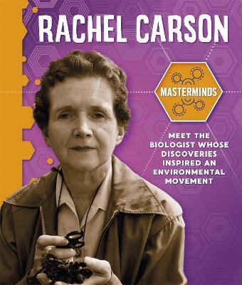 Masterminds: Rachel Carson by Izzi Howell