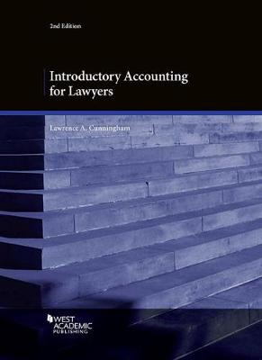 Introductory Accounting for Lawyers by Lawrence Cunningham