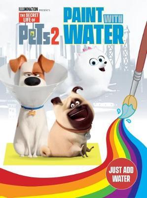 SECRET LIFE PETS PAINT WATER book