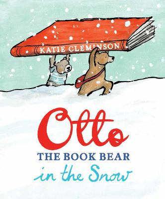 Otto the Book Bear in the Snow book