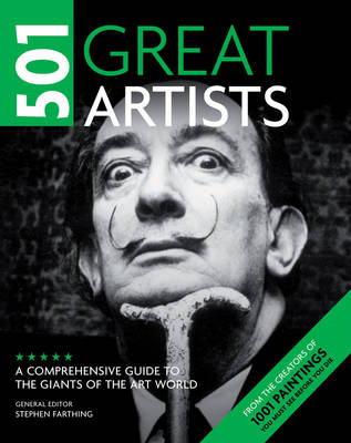 501 Great Artists by Stephen Farthing