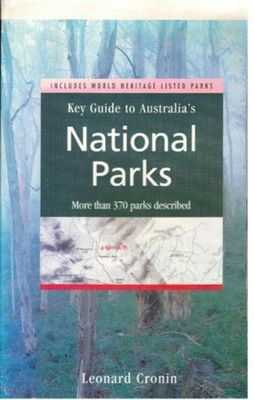 Key Guide to Australia's National Parks by Leonard Cronin