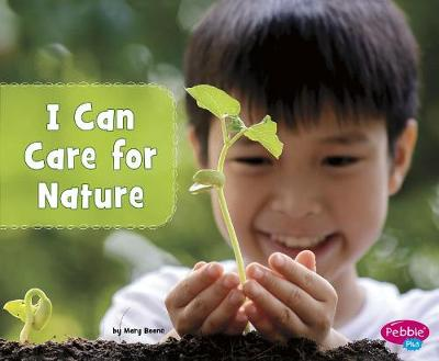 I Can Care for Nature book