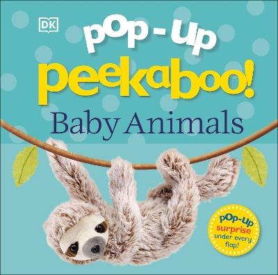 Pop-Up Peekaboo! Baby Animals book
