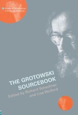Grotowski Sourcebook book