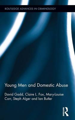 Young Men and Domestic Abuse book