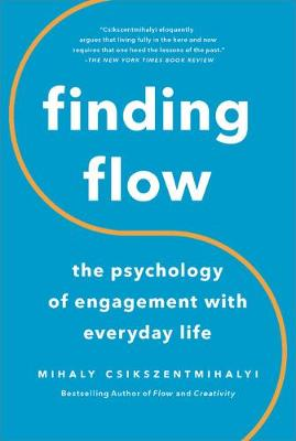 Finding Flow book