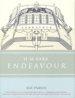 H.M. Bark Endeavour by Ray Parkin