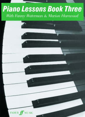 Piano Lessons  Bk. 3 by Fanny Waterman