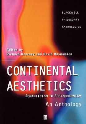 Continental Aesthetics by Richard Kearney
