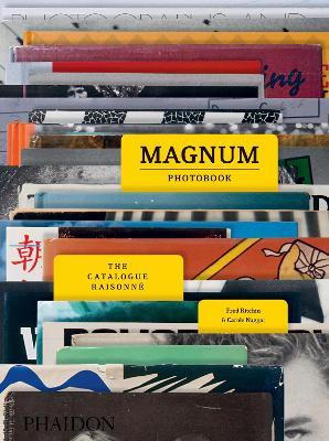 Magnum Photobook by Carole Naggar