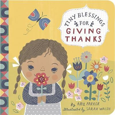Tiny Blessings: For Giving Thanks (large trim) by Amy Parker