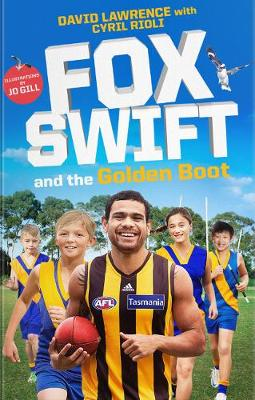 Fox Swift Takes on The Unbeatables by David Lawrence