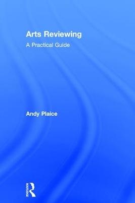 Arts Reviewing book