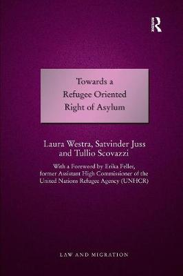 Towards a Refugee Oriented Right of Asylum by Laura Westra