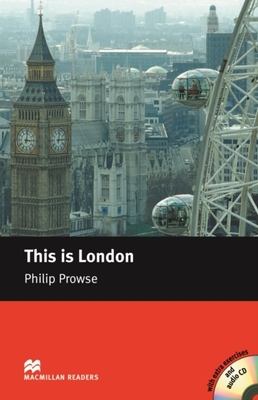 Macmillan Readers This Is London Beginner Pack by Philip Prowse