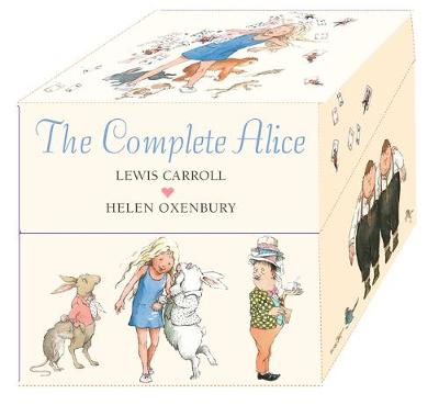 The Complete Alice by Lewis Carroll