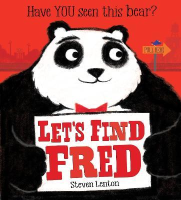 Let's Find Fred by Steven Lenton