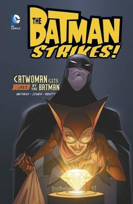 Catwoman Gets Busted by the Batman book