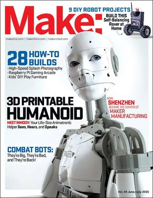 Make: Volume 45 by Jason Babler