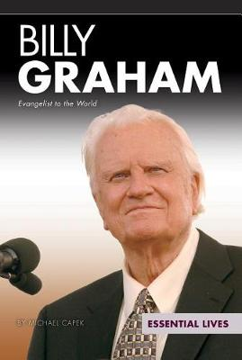 Billy Graham by Michael Capek