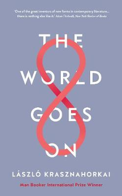 World Goes On book