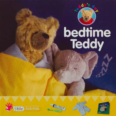 Bedtime Teddy by null