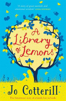 Library of Lemons by Jo Cotterill