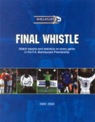 Final Whistle by John Ley