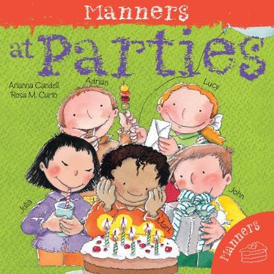 Manners at Parties book