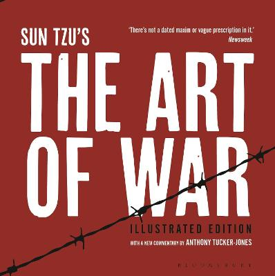 The Art of War: Illustrated Edition by Tzu Sun