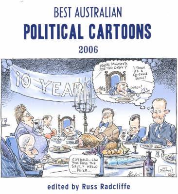 Best Australian Political Cartoons 2006 book