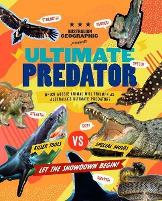 Ultimate Predator book