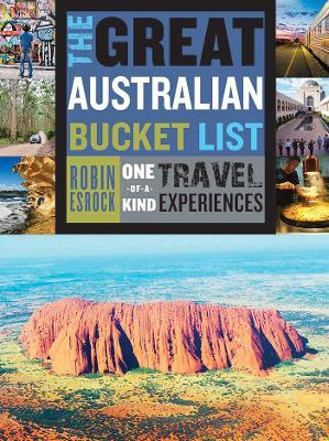 The Great Australian Bucket List book