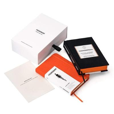 Fashionary Miniature Set book