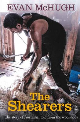The Shearers by Evan McHugh