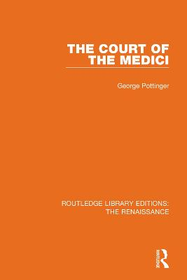 The Court of the Medici book