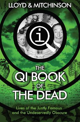 QI: The Book of the Dead by John Mitchinson