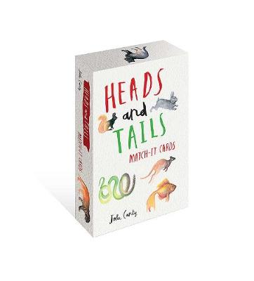 Heads and Tails Match It Cards by John Canty