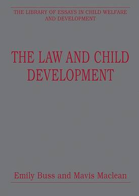 Law and Child Development book