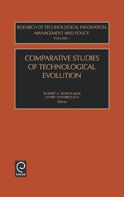 Comparative Studies of Technological Evolution by Robert A. Burgelman