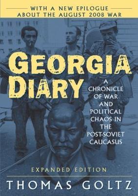 Georgia Diary book